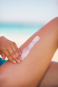 Sunscreens and melanoma