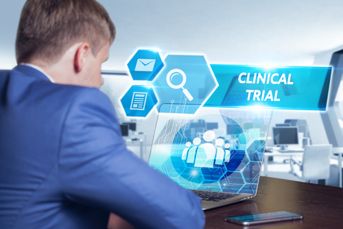 virtual clinical trial